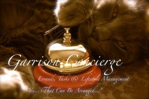 GARRISON CONCIERGE - SERVICE BELL #2